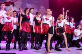 Peste 5 000 de fani au venit la concertul LaLa Happy Xmas