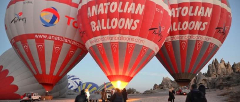 Castigatoarea Next Top Model va zbura cu balonul deasupra Turciei