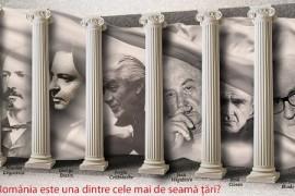 S-a lansat campania Români pentru o lume!