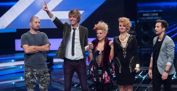 Tudor Turcu, Ioana Anuta si Natalia Selegean sunt finalistii X Factor
