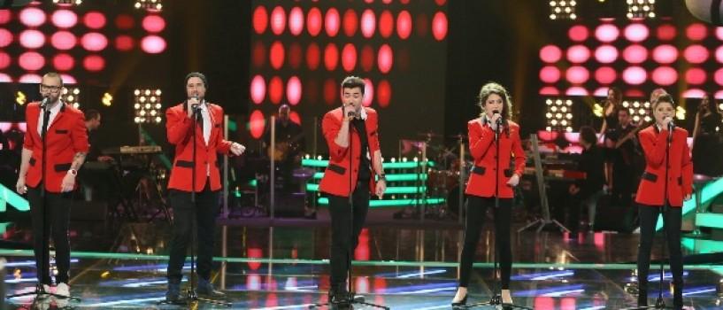 Aseara s-au ales primii semifinalisti de la Vocea Romaniei