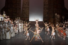 Aida, primul spectacol dedicat bicentenarului Verdi-Wagner la ONB