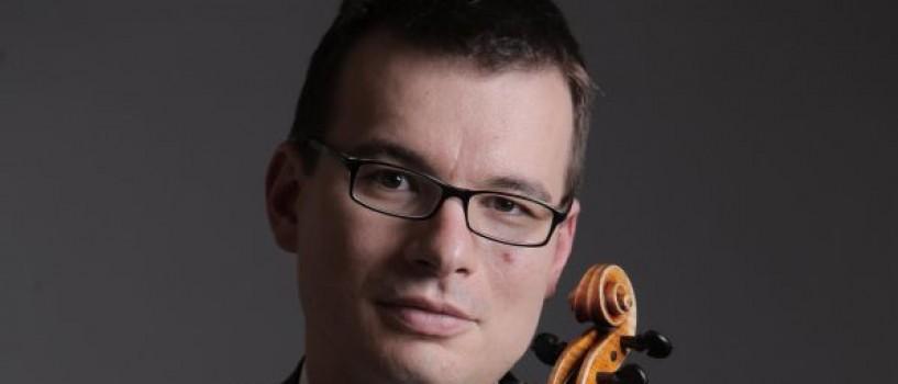 Concert Alexandru Tomescu la Opera Nationala Bucuresti