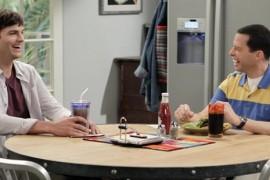 Ashton Kutcher vine la Pro Tv in sezonul 9 din Doi barbati si jumatate