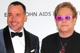Sir Elton John si partenerul sau sunt proaspat tatici din nou!