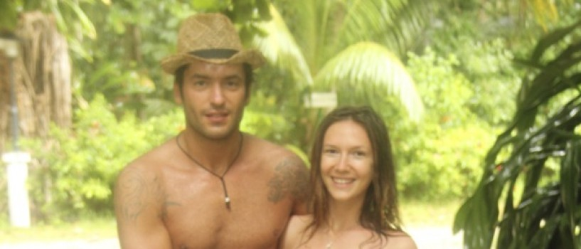 Adela Popescu si Radu Valcan si-au petrecut vacanta de iarna in Seychelles