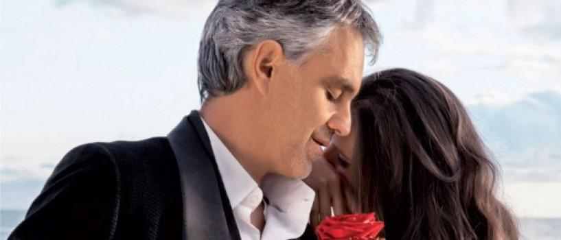 Andrea Bocelli canta alaturi de grupul DIV4S la Bucuresti