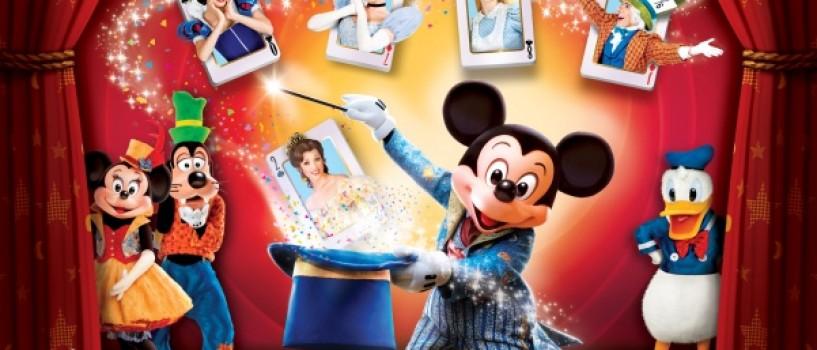 Reguli de acces la spectacolele Mickey's Magic Show