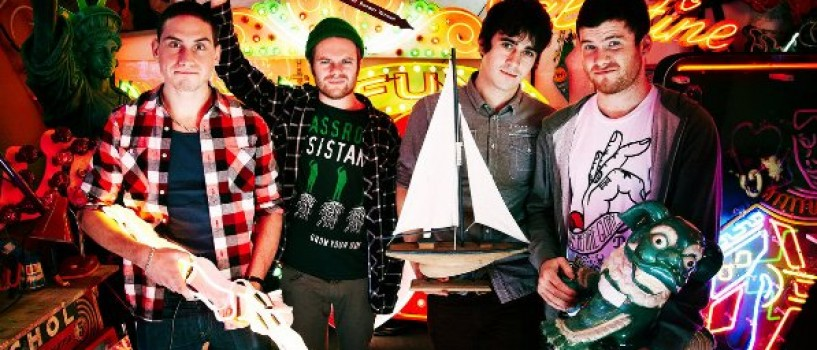 Enter Shikari in premiera in Romania, in cadrul B'ESTFEST Summer Camp 2013!