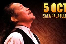 KITARO concerteaza pentru prima data in Romania