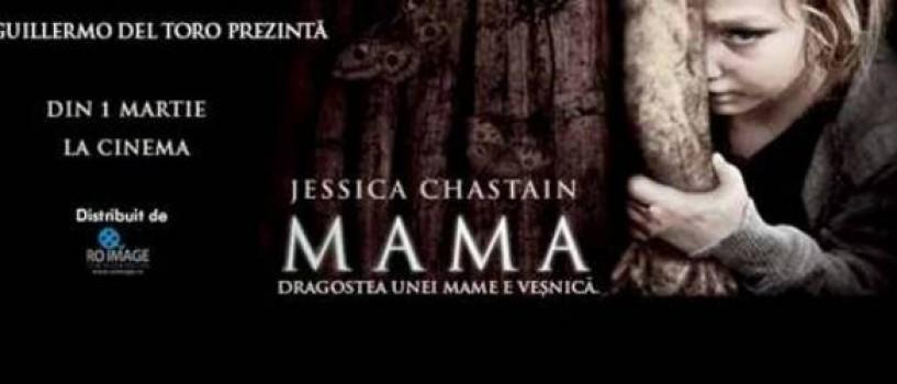 Mama – un thriller de Guillermo del Toro – din 1 martie in cinematografe!