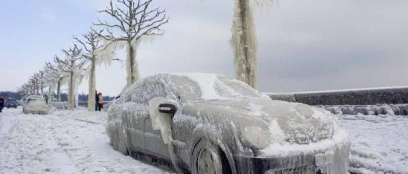 Oymyakon – cel mai friguros loc (permanent locuit) de pe Terra