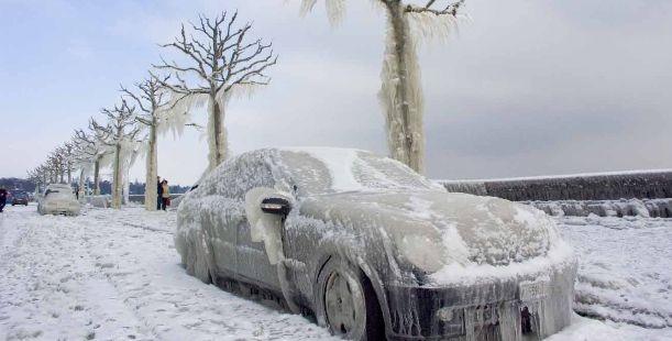 Oymyakon - cel mai friguros loc (permanent locuit) de pe Terra