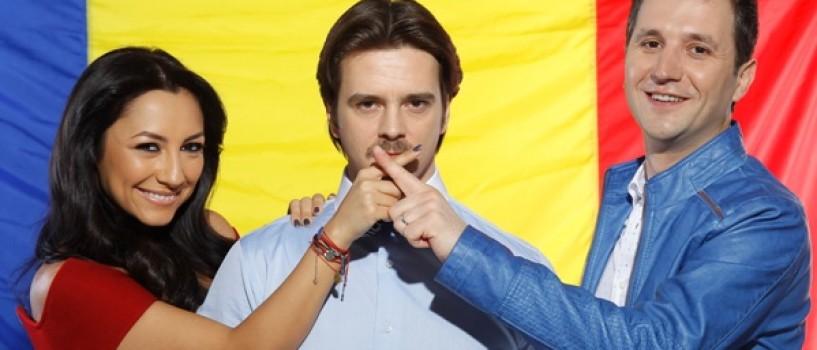 Mihai Petre starneste pasiuni nebune printre concurentele Romanii au talent!