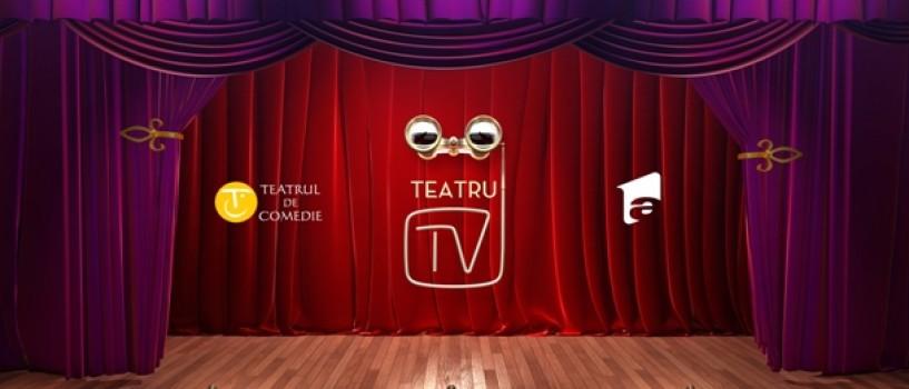 Antena 1 lansează cel mai ambițios proiect al anului: TEATRU TV