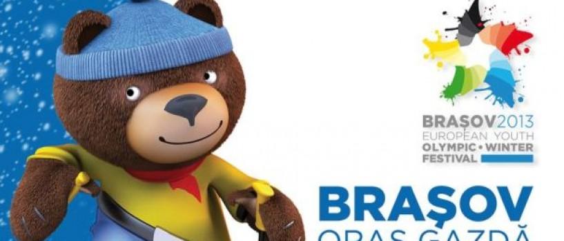 Festivalului Olimpic al Tineretului European, în direct la TVR 1 şi TVR 2