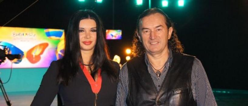 Miron Cozma&Marinela Nitu au venit la auditiile pentru Selecţia naţională Eurovision 2013!