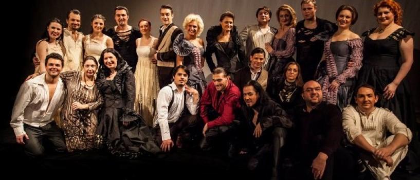 Don Giovanni de Wolfgang Amadeus Mozart revine pe scena Operei Nationale Bucuresti