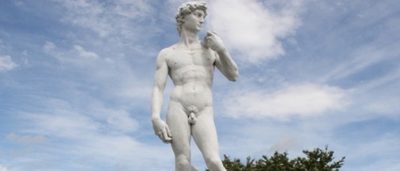 Japonezii vor sa-i puna chiloti (replicii) statuii David de Michelangelo!?!?!