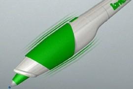 Stiloul hi-tech vibreaza cand faci greseli gramaticale sau de ortografie