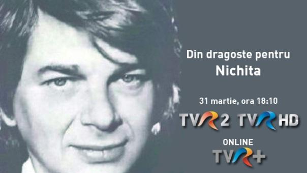 Despre OMUL şi POETUL Nichita Stănescu, duminică, la TVR 2