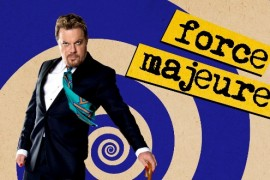 """Comoara nationala"" a Angliei, comediantul Eddie Izzard, vine in Romania!"