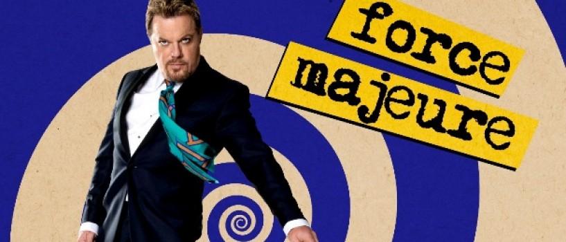 """""""Comoara nationala"""" a Angliei, comediantul Eddie Izzard, vine in Romania!"""