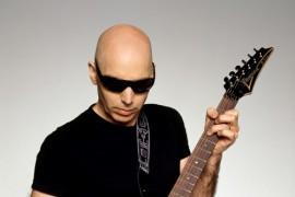 Joe Satriani lansează un nou album: Unstoppable Momentum