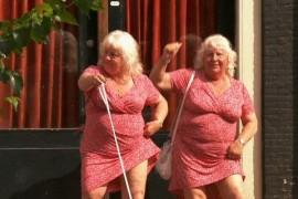 Cele mai batrane prostituate din Amsterdam s-au retras la 70 de ani