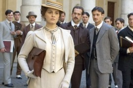 Maria Montessori, o viaţă pentru copii – vineri, 8 martie, la Film Cafe