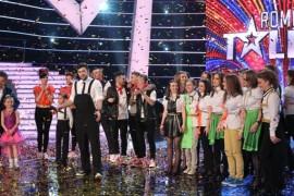 Corul Fiat Lux, Diana Caldararu si WhoGonStopUs merg in finala Romanii au talent