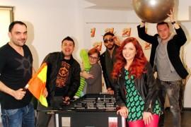 Elena Gheorghe a facut un cover dupa piesa lui Connect-R Love is the way