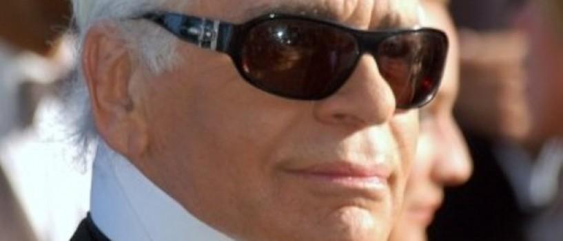 Misterul varstei lui Karl Lagerfeld – elucidat!