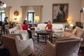Ora Regelui, de la Salonul de Carte din Paris la bucătăria Palatului Elisabeta