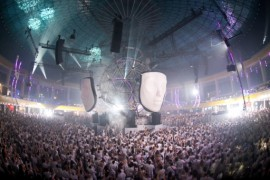 Sensation: Source of Light, spectacol senzational, aseara, la Romexpo!