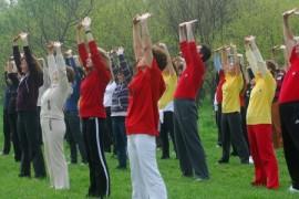 Ziua Mondiala Qigong si T'ai Chi, sarbatorita si la Bucuresti!