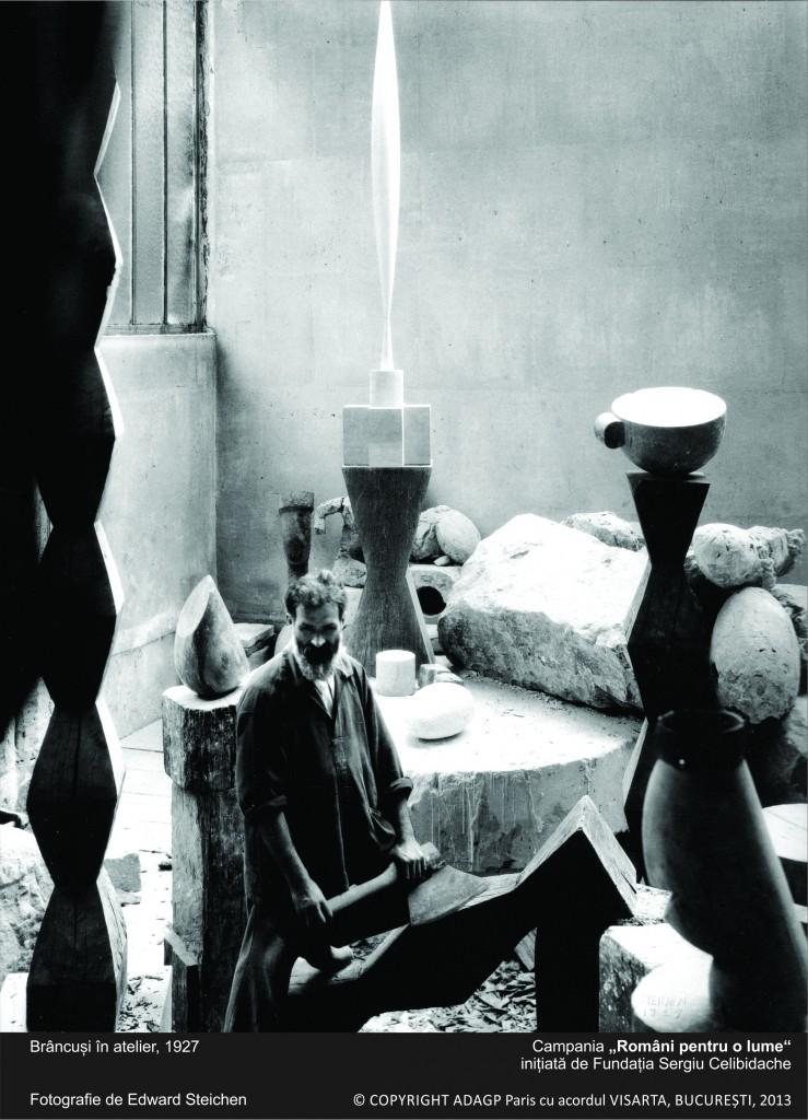 Constantin Brâncuşi - cel mai important român din istoria sculpturii mondiale