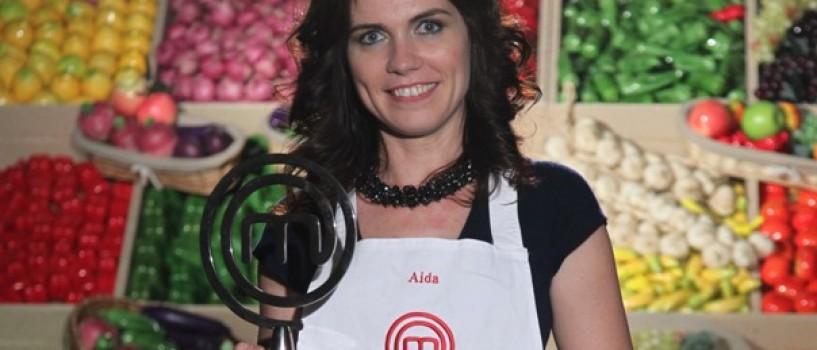 Aida Parascan a castigat marele titlu la MasterChef
