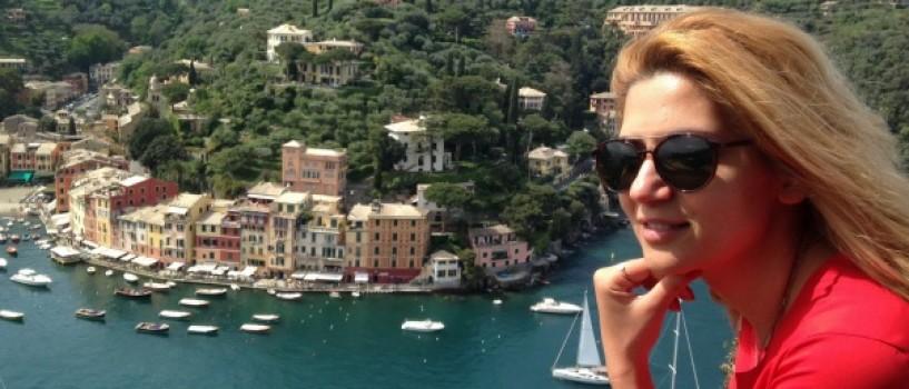 Amalia Enache va recomanda o vacanta in Cinque Terre