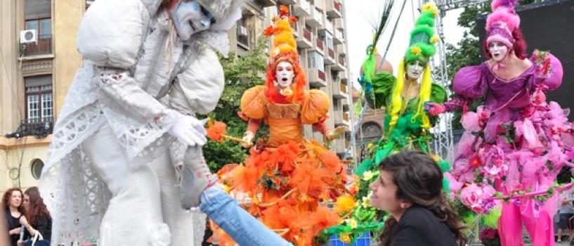 Luna iunie incepe cu un weekend de sărbătoare în Bucureşti!