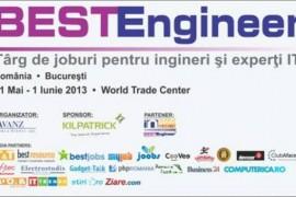 Inginerii si expertii IT sunt asteptati la a II-a editie BESTEngineer