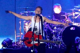Scena Depeche Mode – unica in lume!