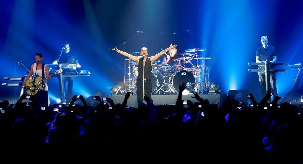 Mai e doar o zi... detalii si program acces Depeche Mode