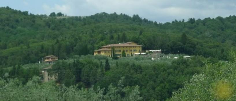 Casa lui Sting din Toscana, deschisa pentru nunti si petreceri private!