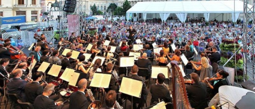 Concert Spirit of Vienna Orchestra, duminica, la Bucharest Music Film Festival!