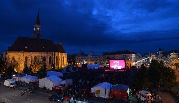 Peste 1600 de spectatori la deschiderea TIFF 2013