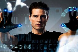 Tom Cruise: Minority Report a inventat iPad-ul!