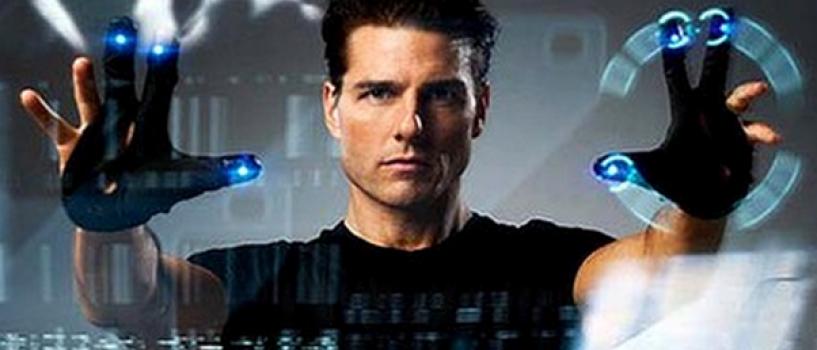 Tom Cruise: Minority Report a inventat iPad-ul!