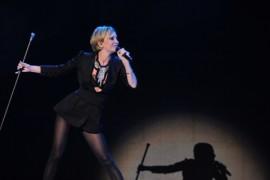 Patricia Kaas despre concertul de la Bucuresti: Imi place sa cant aici!