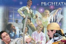 Copii, parinti, bunici: Peter Pan vine la Bucuresti!